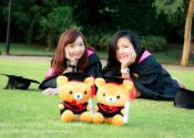 Curtin Graduation Photoshoot @ Hort Park, Singapore