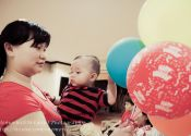Lionel Birthday Party Photography @ Aloha Loyang Resort