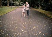 Dean & Pearlene ROM Solemnization Photoshoot at Botanical Garden