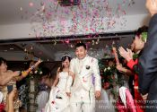 Alex & Selrilyn Actual Wedding Reception March-In @ Mandarin Oriental Hotel (Marina Square)