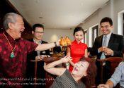 John & Mei Actual Day Wedding Photography @ Spring Court Restaurant