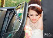 CS & Evon Actual Day Wedding Photography @ Dakota Singapore