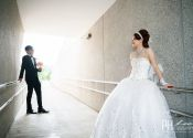 CS & Evon Actual Day Wedding Photography @ Woodland Waterfront Park Singapore
