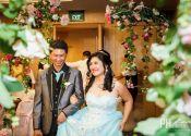 Vincent & Cecilia Actual Wedding Dinner @ Qian Xi Resturant, Civil Service Club, Farrer Park