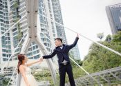 WeiJian & MinYee ROM Solemnization @ Robertson Bridge Singapore