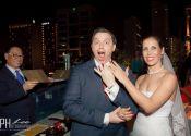 Gavin & Sara ROM Solemnization @ Naumi Hotel (Cloud 9 Rooftop Bar)