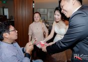 Ben & Winly Actual Day Wedding tea ceremony Photography @ Spring Court Restaurant 03