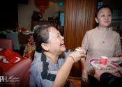 Ben & Winly Actual Day Wedding happy tea ceremony Photography @ Spring Court Restaurant 06